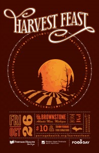 Harvest Feast Poster 2012
